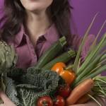 Verdure in tavola