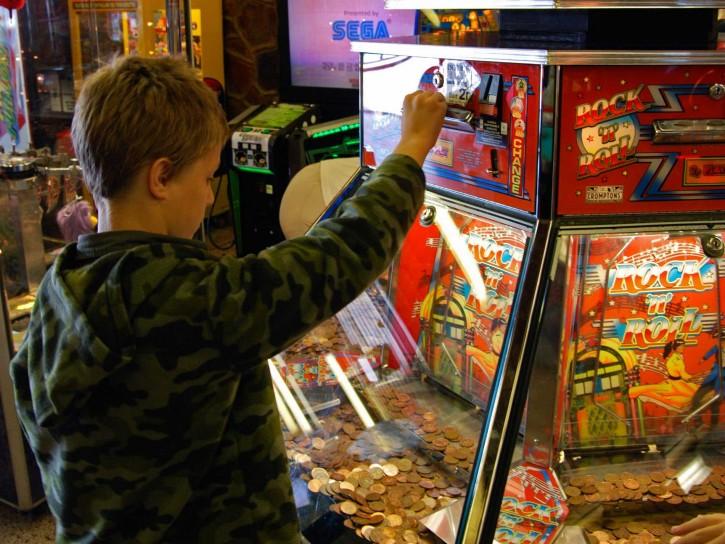 gioco d'azzardo minori