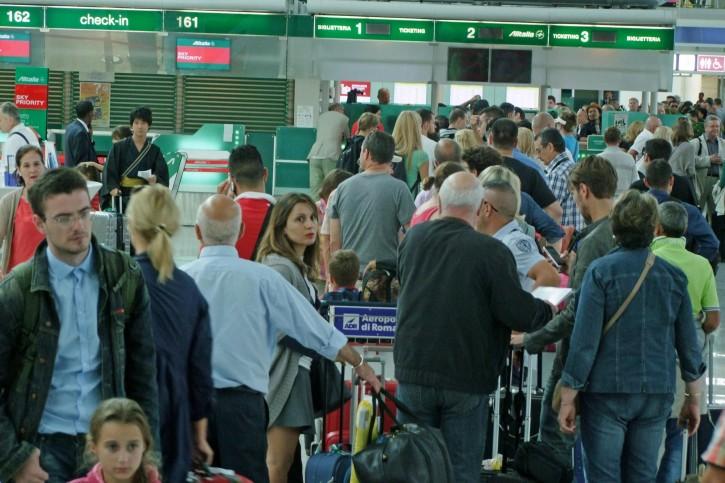 aeroporto passeggeri