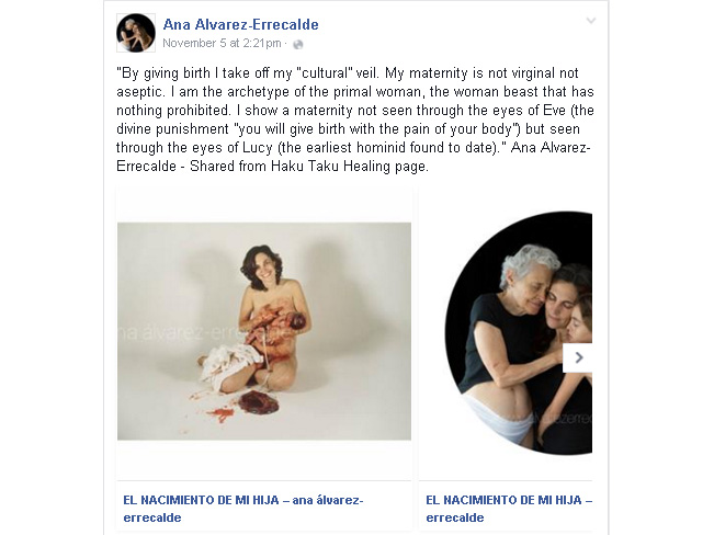 Ana Alvarez Errecalde