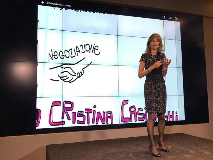 Cristina Casiraghi
