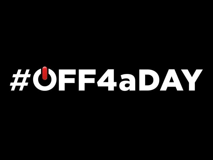 OFF4aDay creatività hashtag