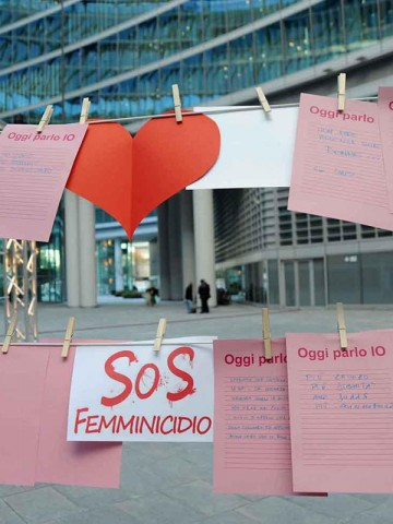 Sos femminicidio