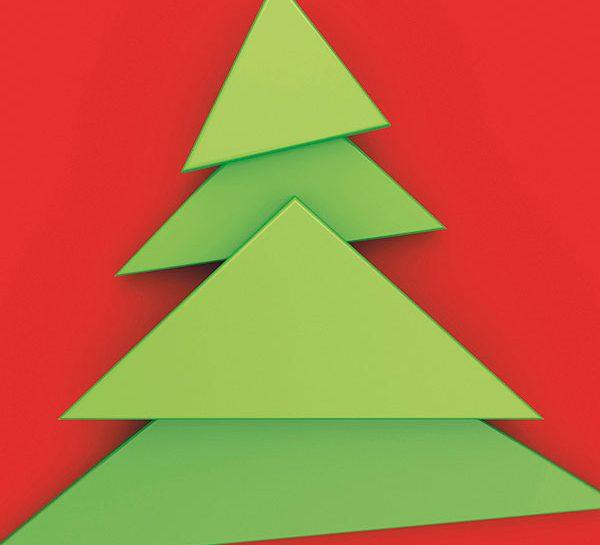 Lavoretti Di Natale Per Bambini Con Cartoncino.Lavoretti Di Natale Le Decorazioni Con La Carta Donna Moderna