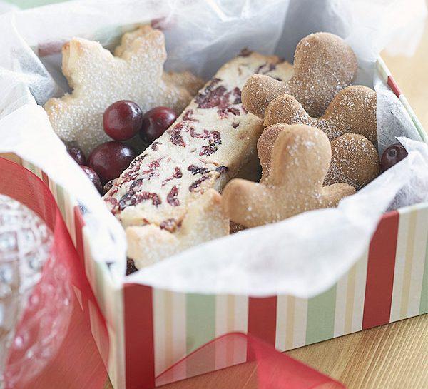 Regalare Biscotti Di Natale.14 Modi Per Confezionare I Tuoi Regali Culinari Donna Moderna