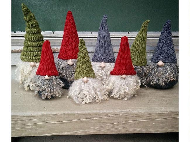 Lavoretti Di Natale Con Uncinetto.Decorazioni Di Natale Fai Da Te Per Addobbare La Casa A Festa Donna Moderna