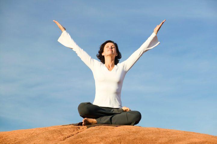 L'IMPORTANZA DI RILASSARSI Sai che la meditazione mindfullness può dare sollievo a mal di testa e d