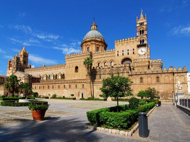 Palermo Panorama Italia