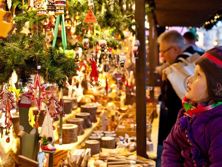 I mercatini di Natale in Trentino In Trentino sono i mercatini di Natale di Rovereto e del Borgo di