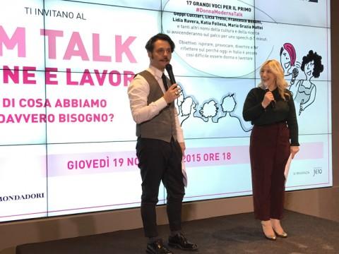 Andrea Pisani e Katia Follesa