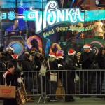 Black Friday Times Square New York