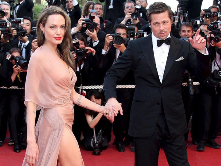 Brad Pitt Angelina Jolie 2