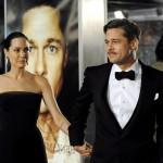 Brad Pitt Angelina Jolie 2008 The Curious Case of Benjamin Button