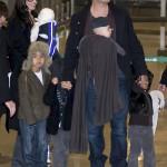 Brad Pitt Angelina Jolie 2009 figli