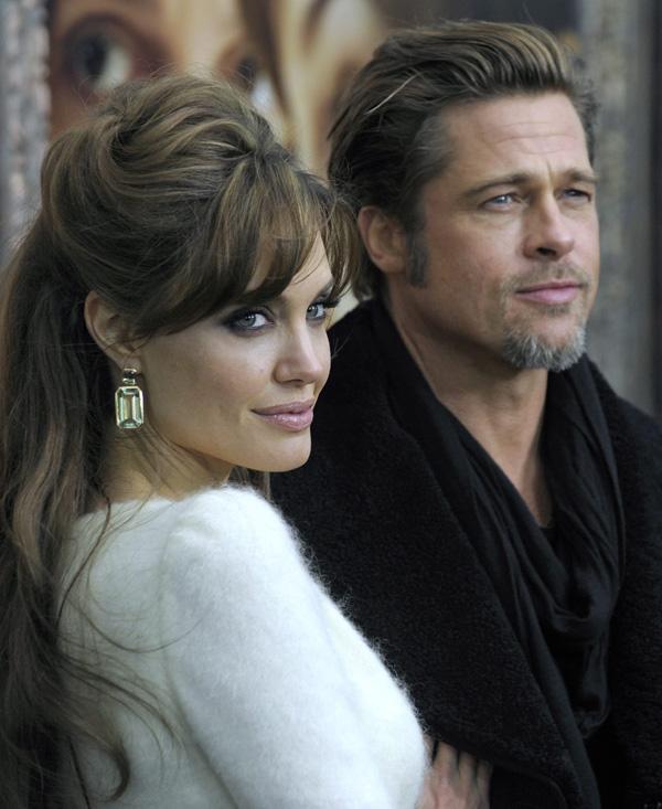 Brad Pitt Angelina Jolie 2010 2