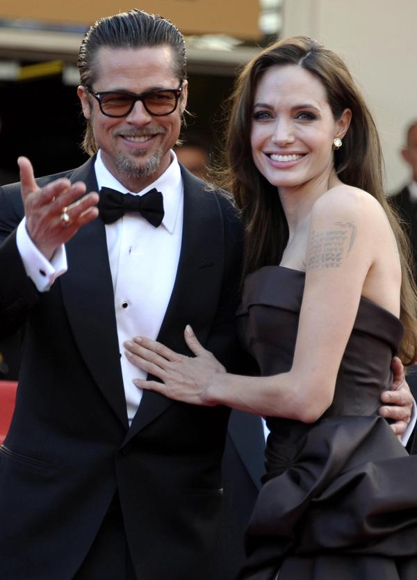Brad Pitt Angelina Jolie 2011 2