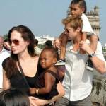 Brad Pitt Angelina Jolie figli 2006