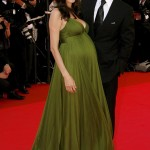 Brad Pitt Angelina Jolie incinta 2008