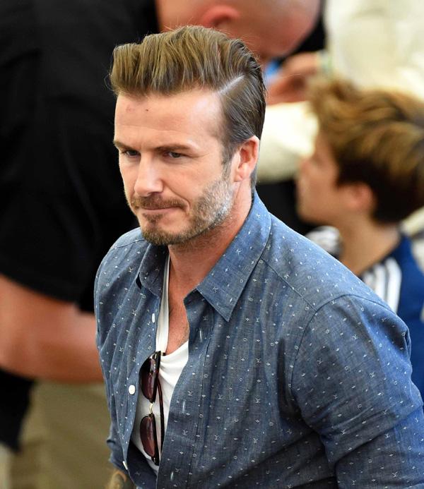 David Beckham 110