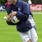 David Beckham 2000