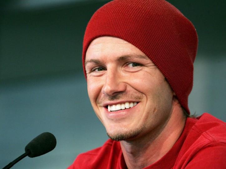 David Beckham 2005