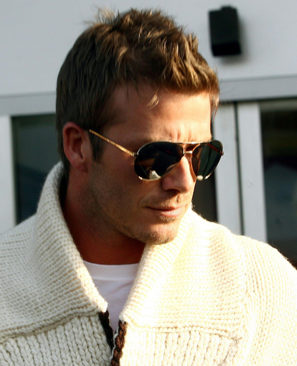 David Beckham 2006