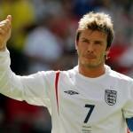 David Beckham 2006 2