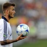David Beckham 2009