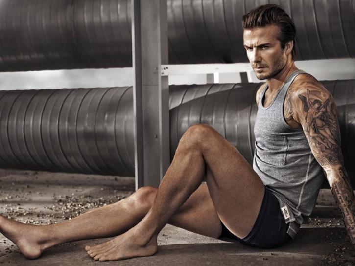 David Beckham H&M Bodywear 2
