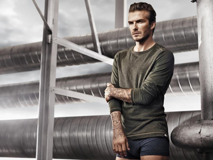 David Beckham H&M Bodywear
