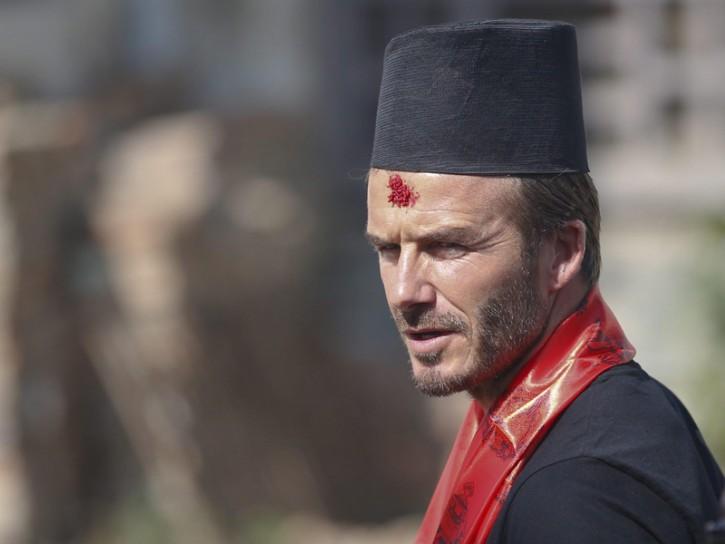 David Beckham Nepal