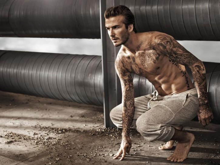 David Beckham Victoria Beckham 4