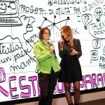 Jolanda Restano e Annalisa Quaranta