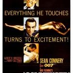 La più famosa: Goldfinger di Shirley Bassey
