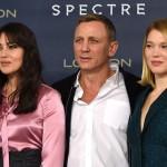 Lea Seydoux Monica Bellucci Daniel Craig 4