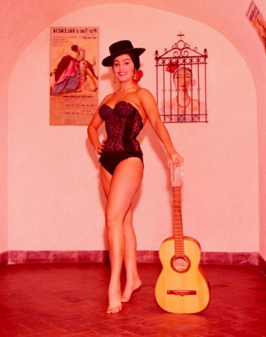 Moira Orfei 1965