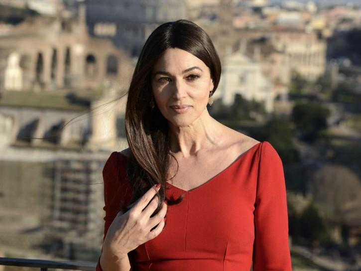 Monica Bellucci Roma