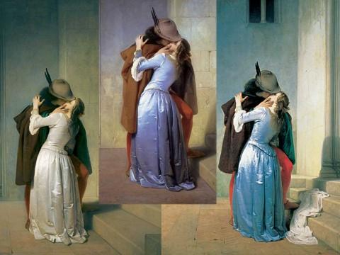 Perché Il Bacio di Hayez ci piace così tanto?