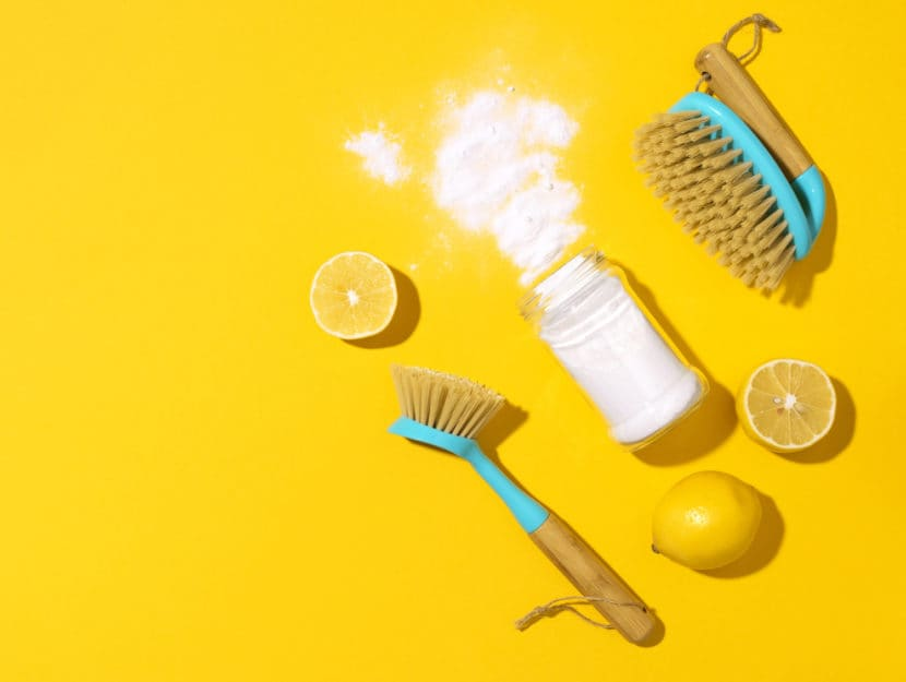 bicarbonato per le pulizie