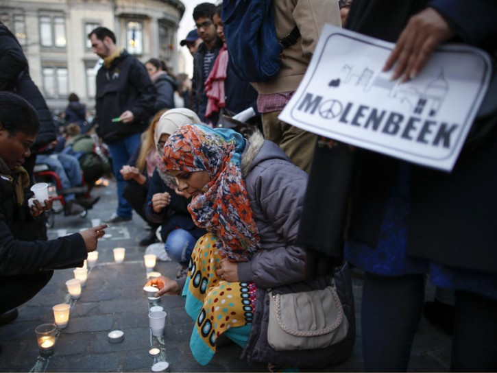 Molenbeek donne islam