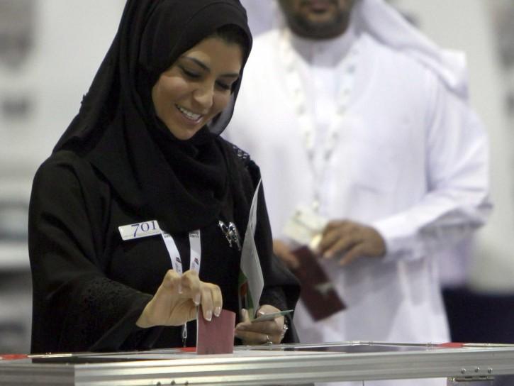 arabia voto donne