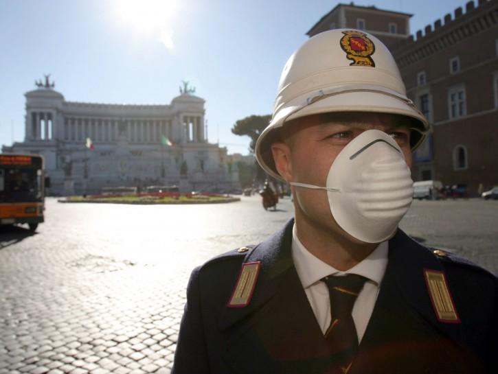 Smog vigile urbano