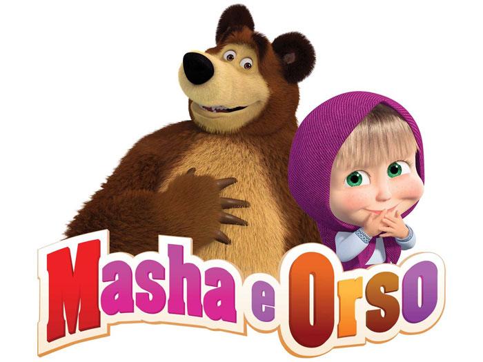 Masha e orso perché è il cartone più amato dai bambini