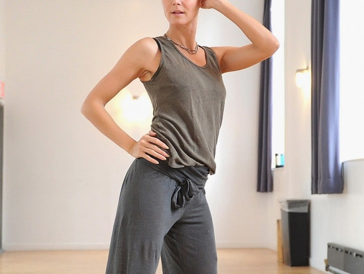 Jordache Jeans Commercial Featuring Heidi Klum -- Behind The Scenes