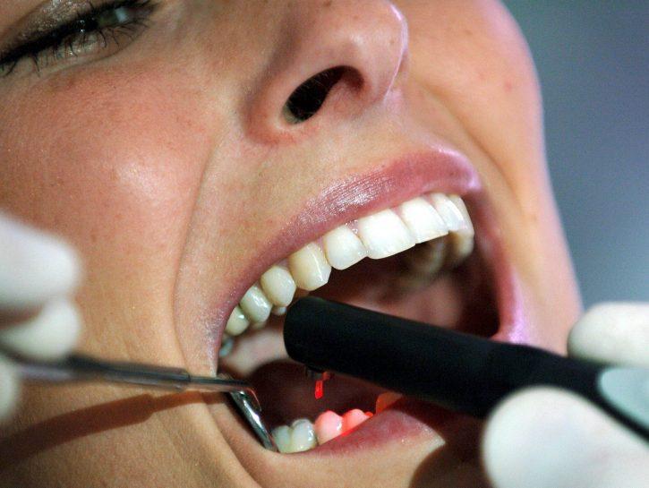 Dentista donna