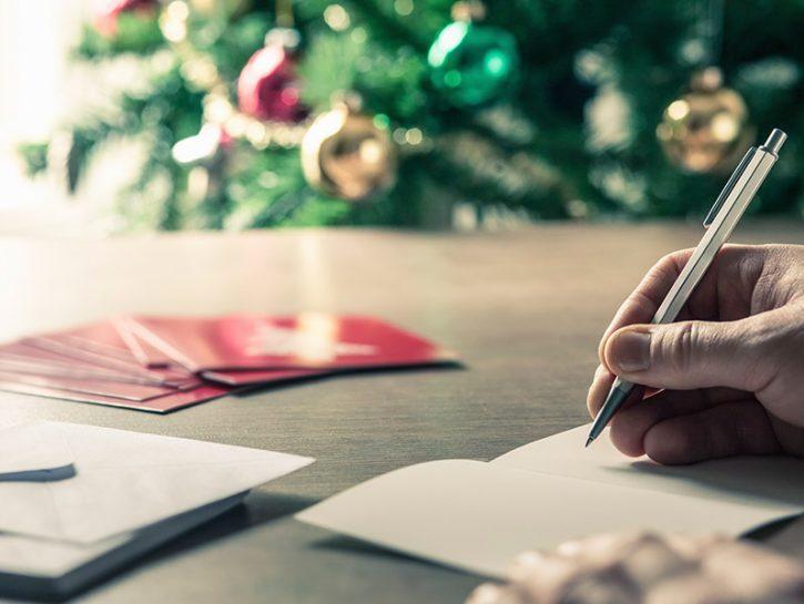 Cosa scrivere sui biglietti di Natale