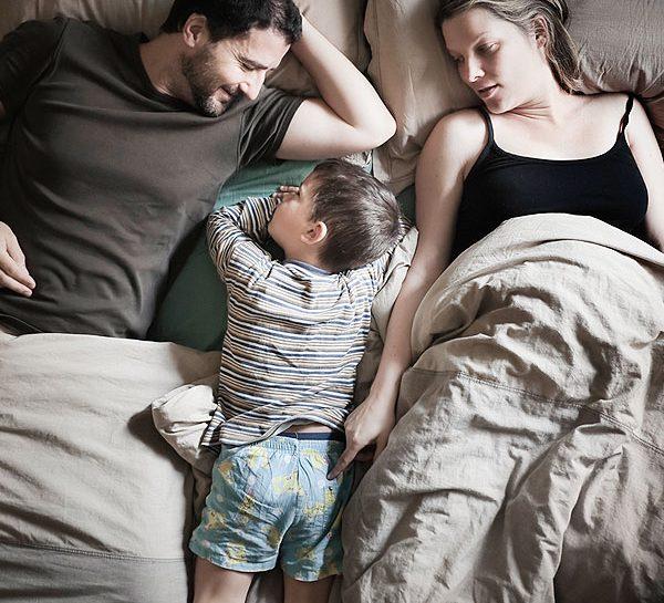 Dormire nel lettone