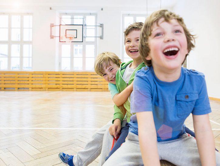 Una delle attività più complete che si possano far svolgere a un bambino è senza dubbio la psico