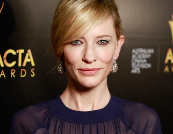 Belle senza bisturi: Cate Blanchett