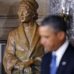 Rosa Parks monumento